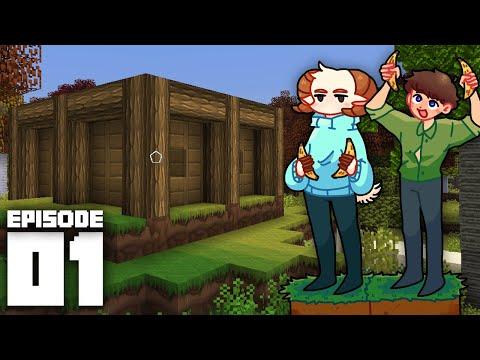 Minecraft - B-Team #1: WE HAVE BANANAS