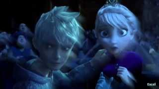 Repeat youtube video Elsa and Jack Frost- Shine Your Way