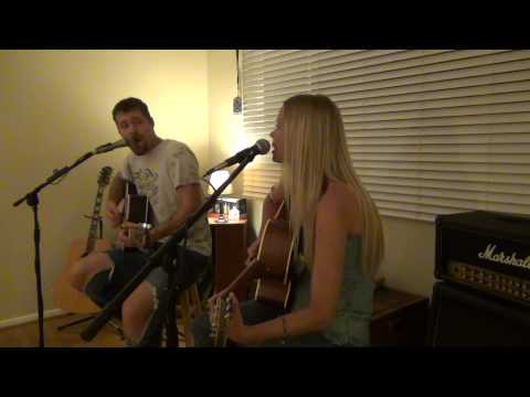 With Or Without You - U2 cover by Diana Thompson and Todd Thompson