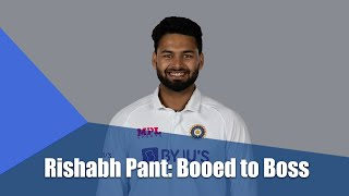 The Rishabh Pant story