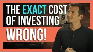 🤓 The EXACT cost of having the wrong retirement investments | The Dough 💲how