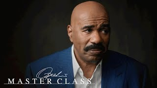 Steve Harvey Gifted TVs to the Teachers Who Said He'd Never Be on TV | Oprah's Master Class | OWN