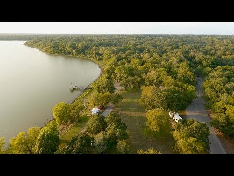 Fort Parker State Park - Texas Parks & Wildlife [Official]