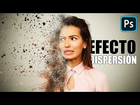 Crea El Efecto Dispersión Con Photoshop Fácilmente