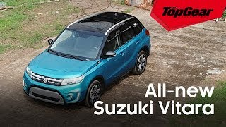 We drive the all-new Suzuki Vitara