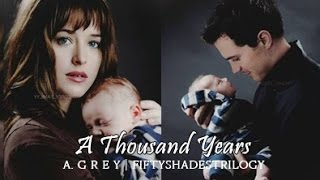 Fifty Shades Trilogy   Christian and Ana - A Thousand Years