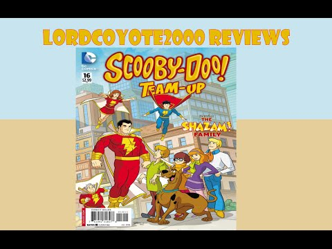 Scooby Doo Team Up #16 comic book review #266 | @lordcoyote2000 Mp3