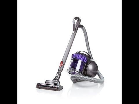 Dyson DC39 Animal Canister Vacuum with 6 Tools