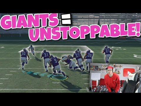 99 Overall 7 Foot 400 Lb GIANT PLAYERS GAUNTLET CHALLENGE!! Madden 18 Gauntlet
