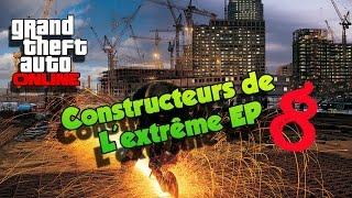 Gambar cover Spéciale constructeur de l'extrême EP8 Destroy1666 GTA 5 Online