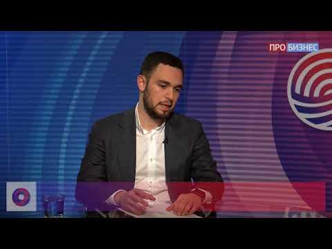 Лев Гориловский в передаче «Дальневосточный приоритет» на канале ПРО БИЗНЕС
