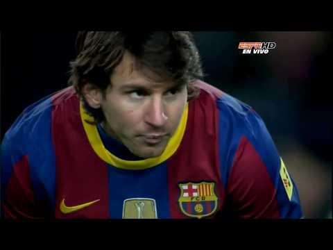 Barcelona - Real Madrid La Liga 2010-11