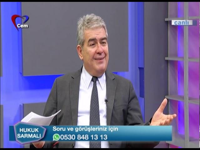 Süheyl Batum ile Hukuk Sarmalı / Doç. Dr. Ali Faik Demir (04 Kasım 2019)