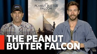 THE PEANUT BUTTER FALCON - Tyler Nilson & Michael Schwartz Interview [Exclusive]