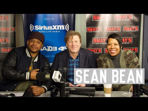 Sean Bean Talks Working With 50 Cent, 'Game Of Thrones' And 'The Oath' | Sway's Universe