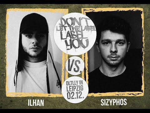 Sizyphos vs Ilhan // DLTLLY RapBattle (Leipzig) // 2017