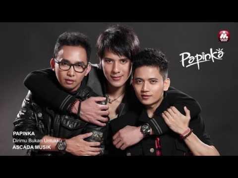 Papinka - Dirimu Bukan Untukku (Official Lyric Video)