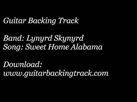 Guitar Backing Track: Lynyrd Skynyrd  Sweet Home Alabama
