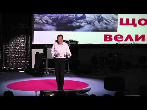 Успіх-2012: Павло Шеремета at TEDxKyiv