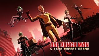 PS4/Xbox One「ONE PUNCH MAN A HERO NOBODY KNOWS」オープニングムービー