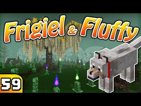 FRIGIEL & FLUFFY : L'arbre aux esprits | Minecraft - S6 Ep.59