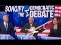 Only One Will Survive - Songify The Dem Debate!