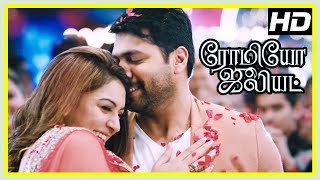 romeo-juliet-climax-scene-ever-lasting-love-song-jayam-ravi-and-hansika-unite-poonam-bajwa