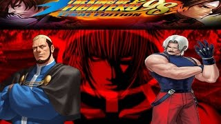 The King of Fighters 98 Ultimate Match | PS2 | Final Bosses