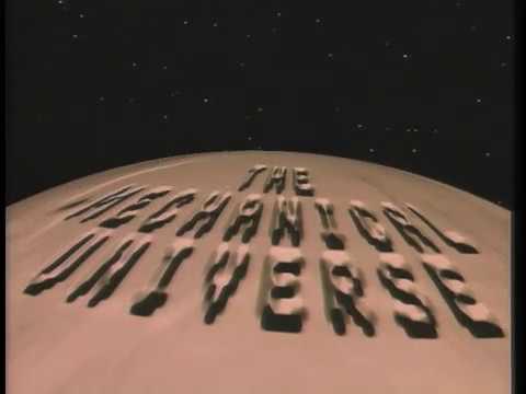 Siggraph 1984 - The Mechanical Universe Demo