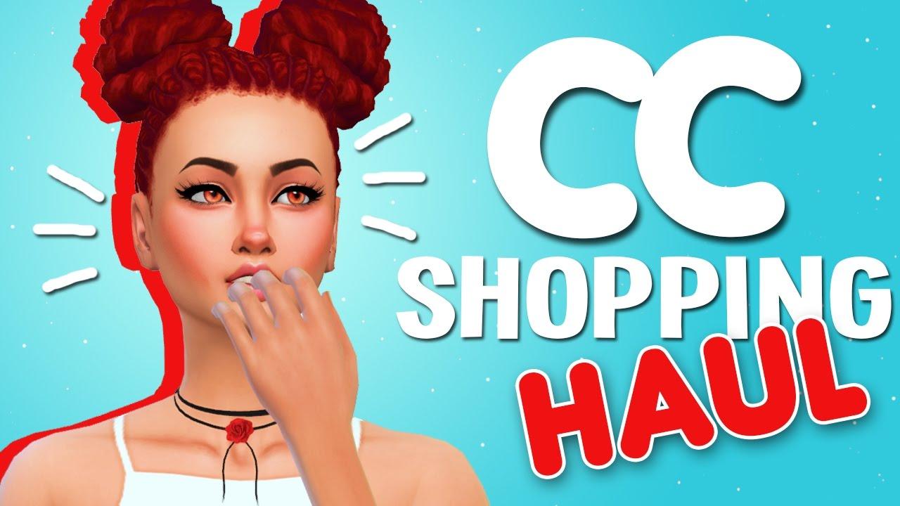 cc shopping sims 4 tumblr