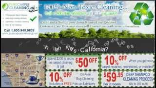 Carpet Cleaning Van Nuys | Company Services (Best Cleaners Deals)