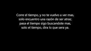 El Sie7e - Ya No Estas (Letra)