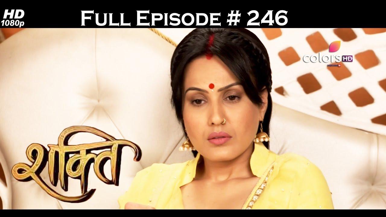Colours Tv Drama Serial   Shakti - Episode 246