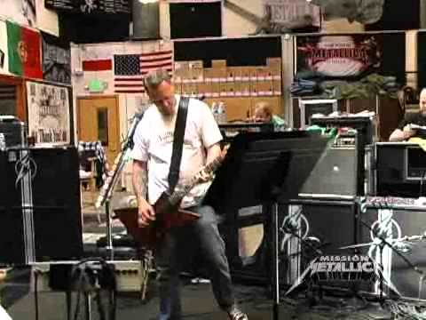 Mission Metallica: Fly on the Wall Clip (July 2, 2008) Thumbnail image