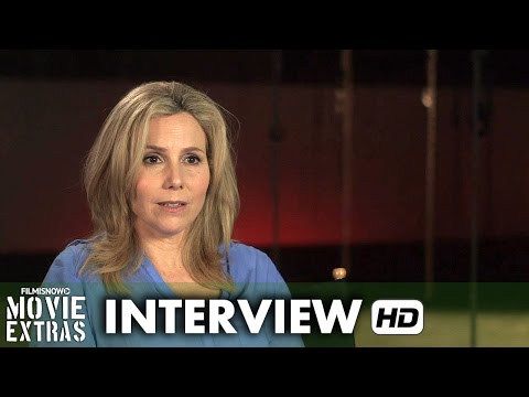 Pride and Prejudice and Zombies (2016) Behind the Scenes Interview - Sally Phillips is 'Mrs. Bennet'