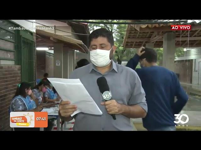 Covid: João Pessoa inicia hoje vacinação de pessoas em situação de rua - Tambaú da Gente Manhã