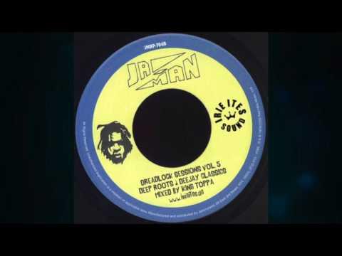 King Toppa presents Dreadlock Session 5 Mixtape - Reggae inna Rub A Dub Style