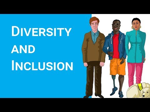 Diversity and Inclusion (in 2020)