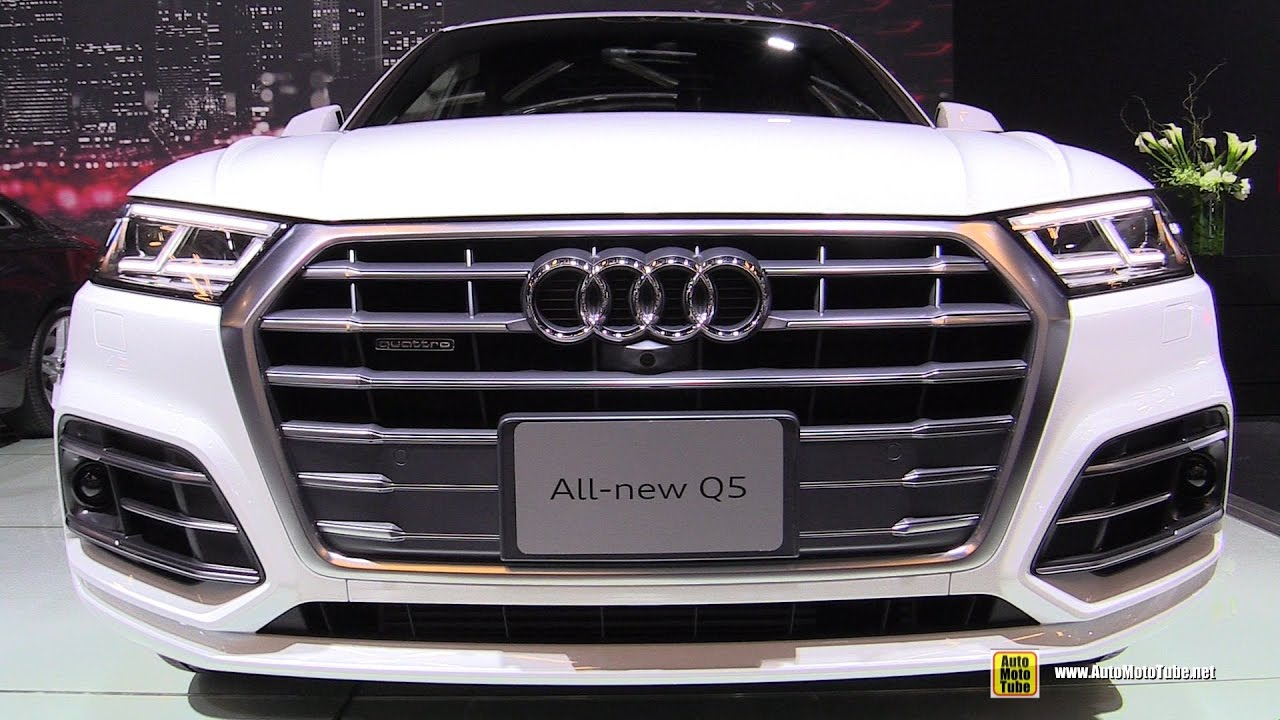 2018 Audi Q5 - Exterior and Interior Walkaround - 2017 Montreal Auto Show - YouTube