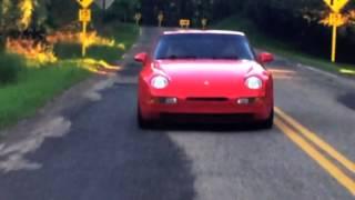 Porsche 968 1994 Ride
