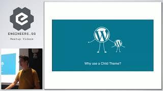 Child Themes in WordPress - WordPress Singapore