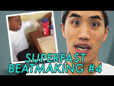 SUPERFAST BEATMAKING #4 — MAD LIL KID