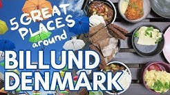 5 great things to do around BILLUND, DENMARK! Vejle + Kolding + Legoland