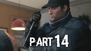 Watch Dogs Gameplay Walkthrough Part 14 - Murder Train (ps4)