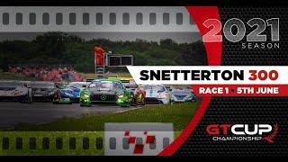 GT Cup Championship   Round 7   Sprint Race   Snetterton   5th June 2021