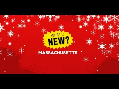 TV SHOW: What's New? Massachusetts for December 2016