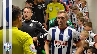 TUNNEL CAM: Behind-the-scenes pre-match access to Albion's game against Chelsea at The Hawthorns