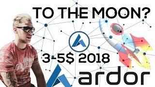 Die Blockchain Lösung?! ARDOR Crypto Coin News 2018 -  Platform, Child Chain und mehr ARDR DEUTSCH