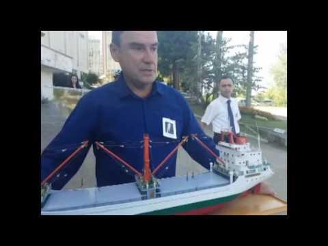 Mümtaz şahsiyet Kaptan Ahmet Fatoğlu