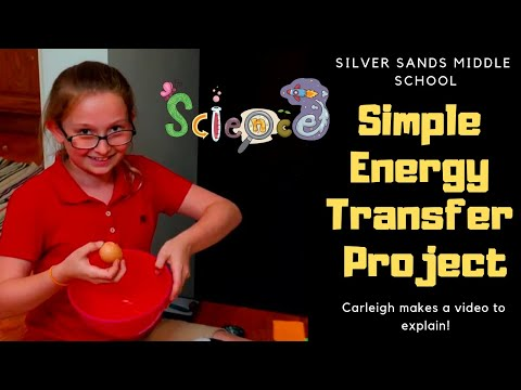 Simple Energy Transfer School Project - Silver Sands Middle School